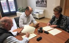 Sexto año de colaboración entre Universidad Miguel Hernández, el Ayuntamiento de Villadangos del Páramo y Proyecto Hombre