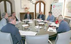 La Diputación insta a dar un «impulso inmediato» al Corredor Atlántico y la inclusión de León como nudo logístico
