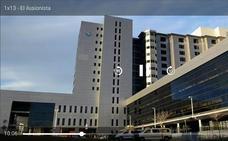 El Hospital de León se vuelve a 'colar' en una producción estadounidense