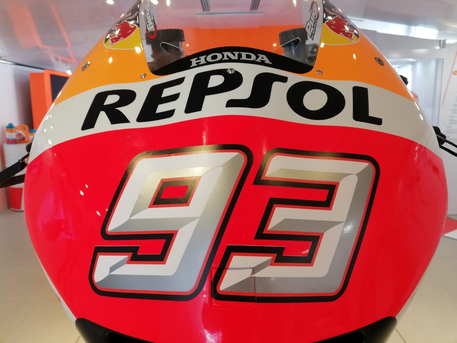 Exposición 'Repsol Racing Tour' en León