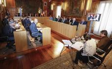 La Diputación podría incumplir la Regla de Gasto por mejorar con 110.000 euros el parking de Santa Nonia que no explota