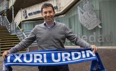 Garitano confirma la llegada de Rubén de la Barrera a la Real Sociedad