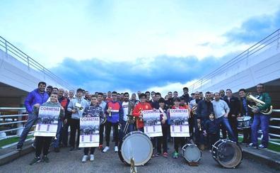 Las cornetas sonarán por la Fundación Aladina y los niños enfermos de cáncer en León