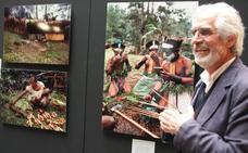La exposición 'Uantoks. Las expediciones de Pedro Saura', en el Museo Etnográfico de Mansilla