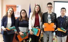 La X Olimpiada de Economía entrega sus premios en la fase local