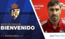 Jon Pérez 'Bolo', nuevo entrenador de la SD Ponferradina