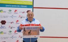 Más de 35 deportistas se dan cita en el Open de Squash de Santa María del Páramo se convierte
