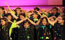Más de 18.000 escolares de Castilla y León participan en el proyecto 'Cantania'