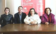 Izquierda Unida denuncia que «el soterramiento de las vías del tren no llegue a San Andrés»