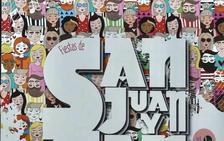 'Sanjuaneando', de Óscar López, ganador del concurso del cartel de San Juan y San Pedro 2018