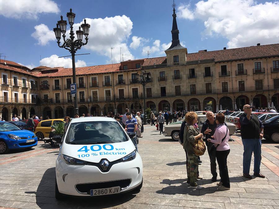 3ª Concentración Renault Ciudad de León