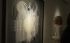 El efecto Vasarely resucita en el Thyssen