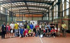 Central Pádel clausura su V Torneo de Primavera con más de 200 jugadores