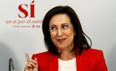 Margarita Robles, la primera ministra leonesa