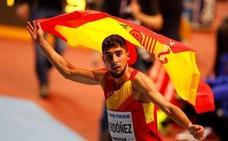 Saúl Ordóñez y Sabina Asenjo estarán en los Juegos Mediterráneos