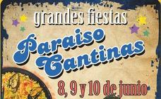 Paraíso Cantinas celebra sus fiestas populares