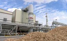 La Junta impulsa la planta de biomasa de Cubillos, que creará 450 empleos, con un préstamo de 42 millones de euros