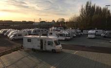 Ciudadanos propone que la zona de aparcamiento para caravanas se ubique en La Palomera