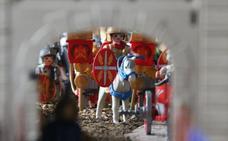 La Legio VII, en miniatura