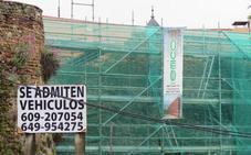 La actuación en la Era del Moro avanza «a buen ritmo» con catas arqueológicas para devolver «un espacio histórico a León»