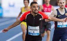 Saúl Ordóñez ve su marca como «un aliciente y no como una mochila de presión»