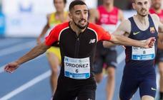 Saúl Ordóñez rompe el crono en Huelva y apunta a Berlín