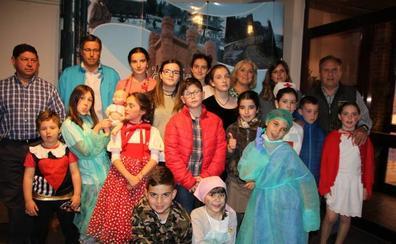 La Diputación clausura los Talleres Provinciales de Teatro en los que han participado 550 jóvenes
