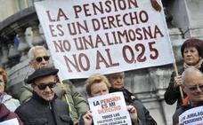 Igualar gastos en pensiones y cotizaciones requeriría medio millón de trabajadores o elevar las cotizaciones un 36%