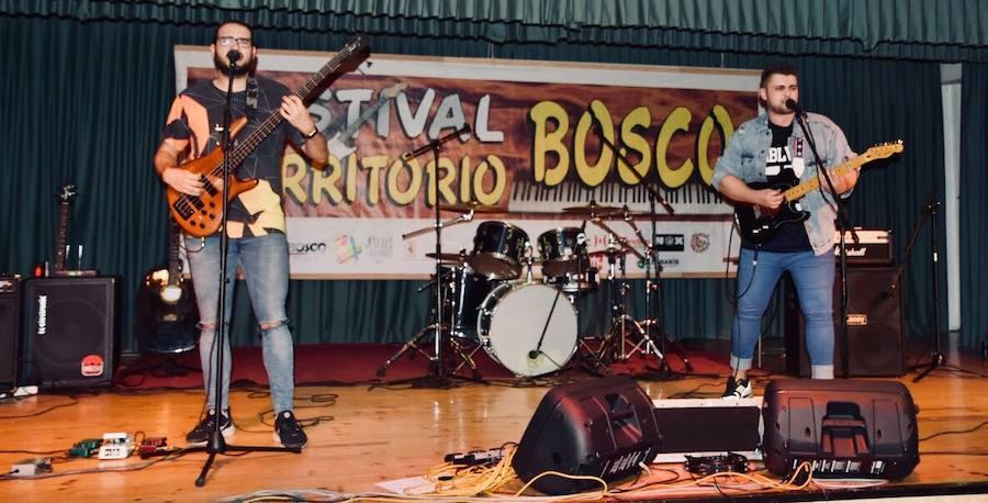 La música triunfa en el XI Territorio Bosco