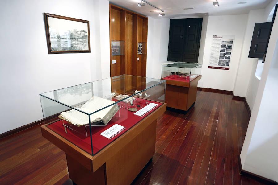 Visita de la consejera de Cultura y Turismo a León