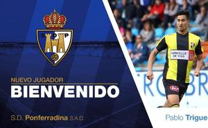 Pablo Trigueros ficha por la Ponferradina