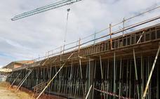 Las obras de ampliación de Ceip Los Adiles, tras una inversión de 3,3 millones, acabarán en febrero