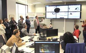 Activas las nueve cámaras de vigilancia contra incendios en el Bierzo con una inversión de 400.000 euros