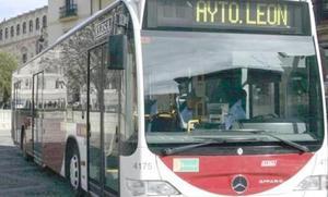 Los usuarios de autobús suben en abril un 8,1% en la Comunidad frente al ascenso nacional del 10,2%