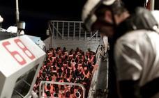 La Junta ofrece Castilla y Léon para acoger refugiados del 'Aquarius'