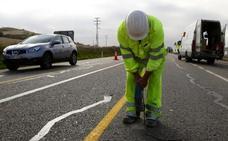 Las obras para la renovación del colector en las calles La Noria y Eduardo Pastrana obligan al corte de tráfico en carretera Alfageme
