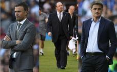 ¿A quién ficharías como sucesor de Lopetegui en la selección?