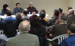 Tino Rodríguez reclama a la Junta «que apoye a los pueblos con el tributo a los tendidos eléctricos»