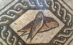 Mosaicos, el pincel de piedra