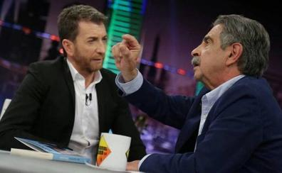 Revilla mantiene su idilio con 'El Hormiguero'