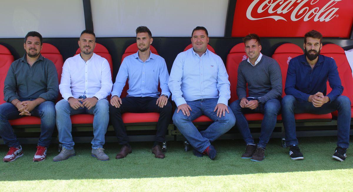 Víctor Cea es presentado como nuevo entrenador de la Cultural