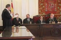Toma de posesión en la Audiencia Provincial