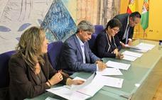 La ULE firma tres acuerdos de colaboración con la Universidad Católica De Cuenca de Ecuador