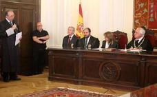 La sección de Penal de la Audiencia de León se reparte 2.000 litigios entre sus cinco magistrados