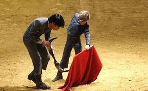 León acoge una exhibición taurina en San Marcelo