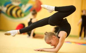 La ULE acoge este verano el campus de gimnasia artística para jóvenes