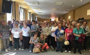 La alcaldesa de San Andrés clausura el programa 'Vida Activa' con el que se impulsan hábitos saludables entre la población mayor
