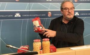 El PSOE denuncia que Castilla y León paga la promoción en Alemania de legumbres importadas de EE UU y Argentina