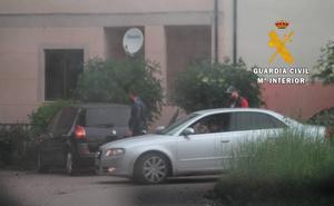 Caen los cabecillas de la peligrosa banda 'Babe Bands' autores del robo de 12 viviendas en la provincia de León