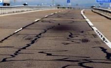 Fomento formaliza el contrato de 5,63 millones para reparar el firme de la autovía León-Benavente